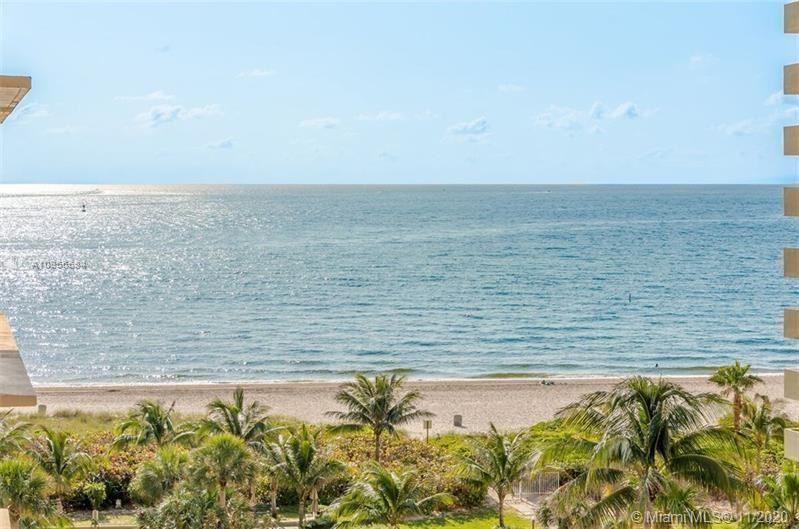 1620 N Ocean Blvd #710, Pompano Beach, FL 33062 - #: A10956584