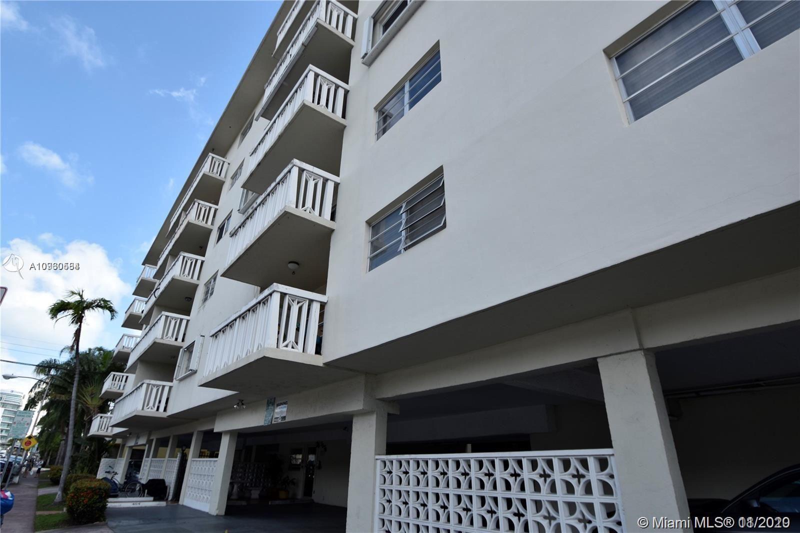 1575 Euclid Ave #205, Miami Beach, FL 33139 - #: A10960584