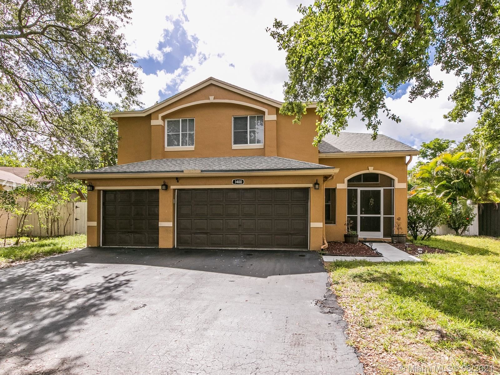 1400 NW 47th Ave, Coconut Creek, FL 33063 - #: A11055584