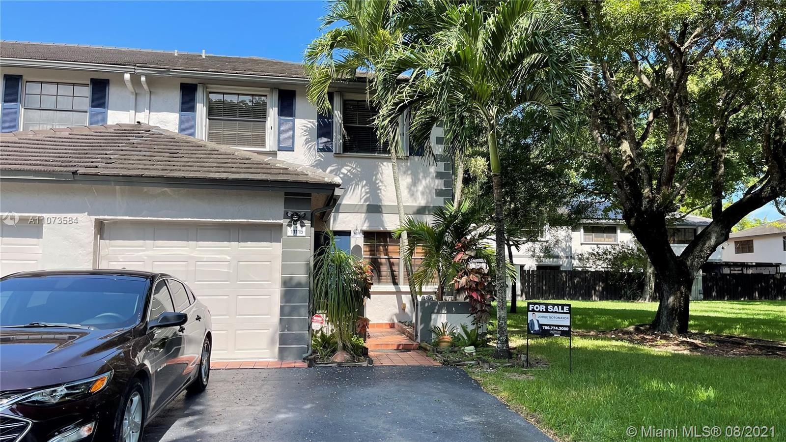 11115 154th PL #11115, Miami, FL 33196 - #: A11073584