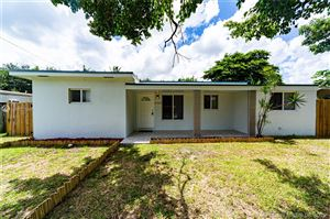 Photo of Listing MLS a10727585 in 6360 MAYO ST Hollywood FL 33023