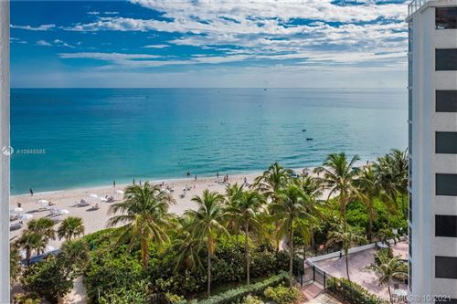 Photo of 17315 Collins Ave #803, Sunny Isles Beach, FL 33160 (MLS # A10945585)