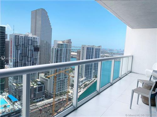 Photo of 485 Brickell Ave #4303, Miami, FL 33131 (MLS # A10966585)