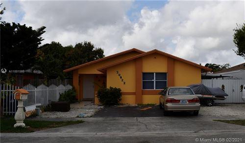 Photo of 20922 SW 118th Ct, Miami, FL 33177 (MLS # A11001585)