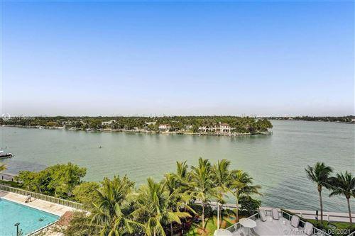 Photo of 6700 Indian Creek Dr #704, Miami Beach, FL 33141 (MLS # A11058585)