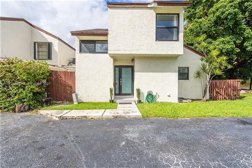 Photo of 627 NW 97th Pl #627, Miami, FL 33172 (MLS # A11113585)