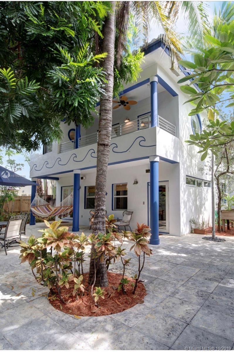 4468 Post Ave, Miami Beach, FL 33140 - #: A10762585