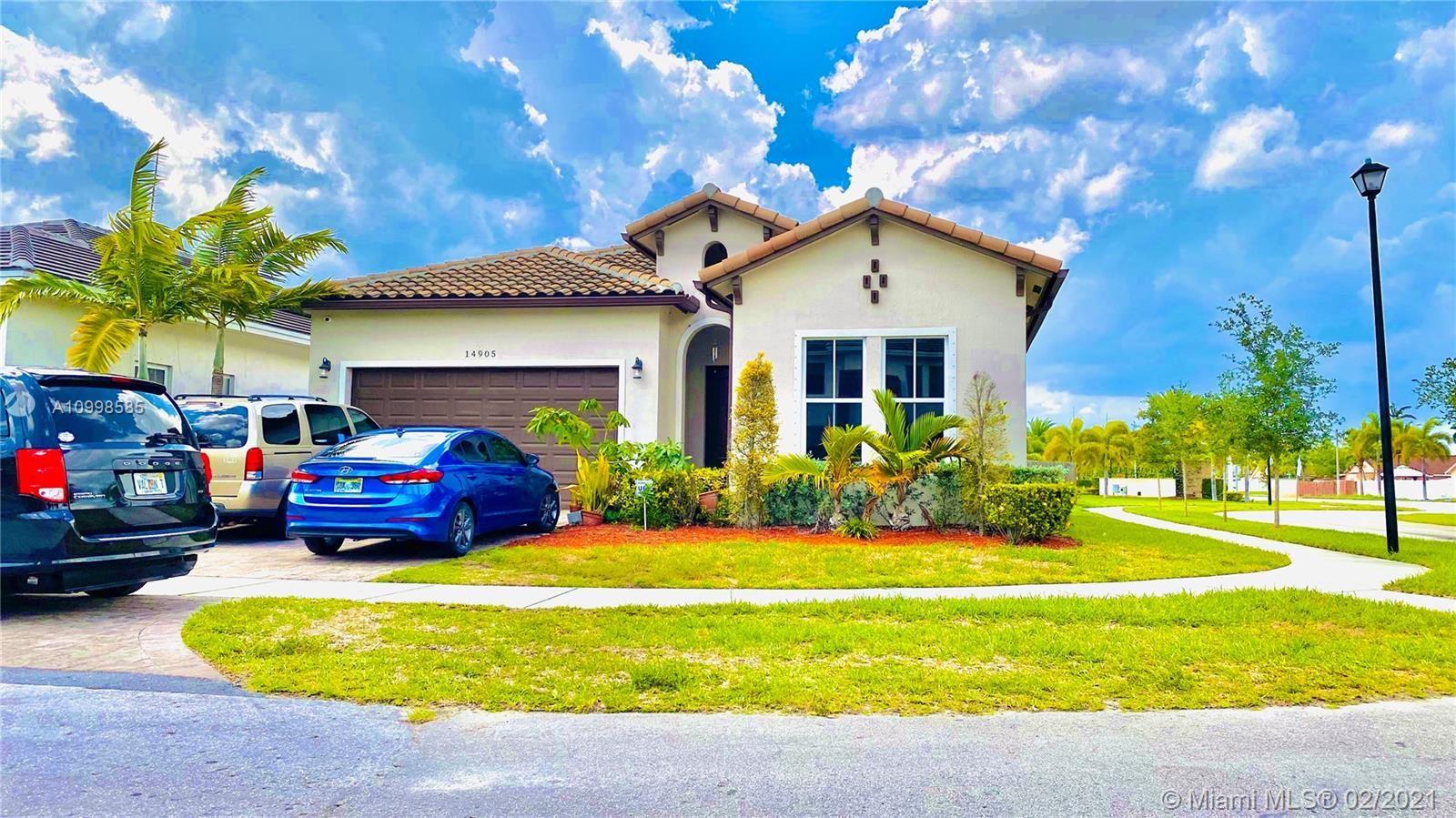14905 SW 176th Ter, Miami, FL 33187 - #: A10998585