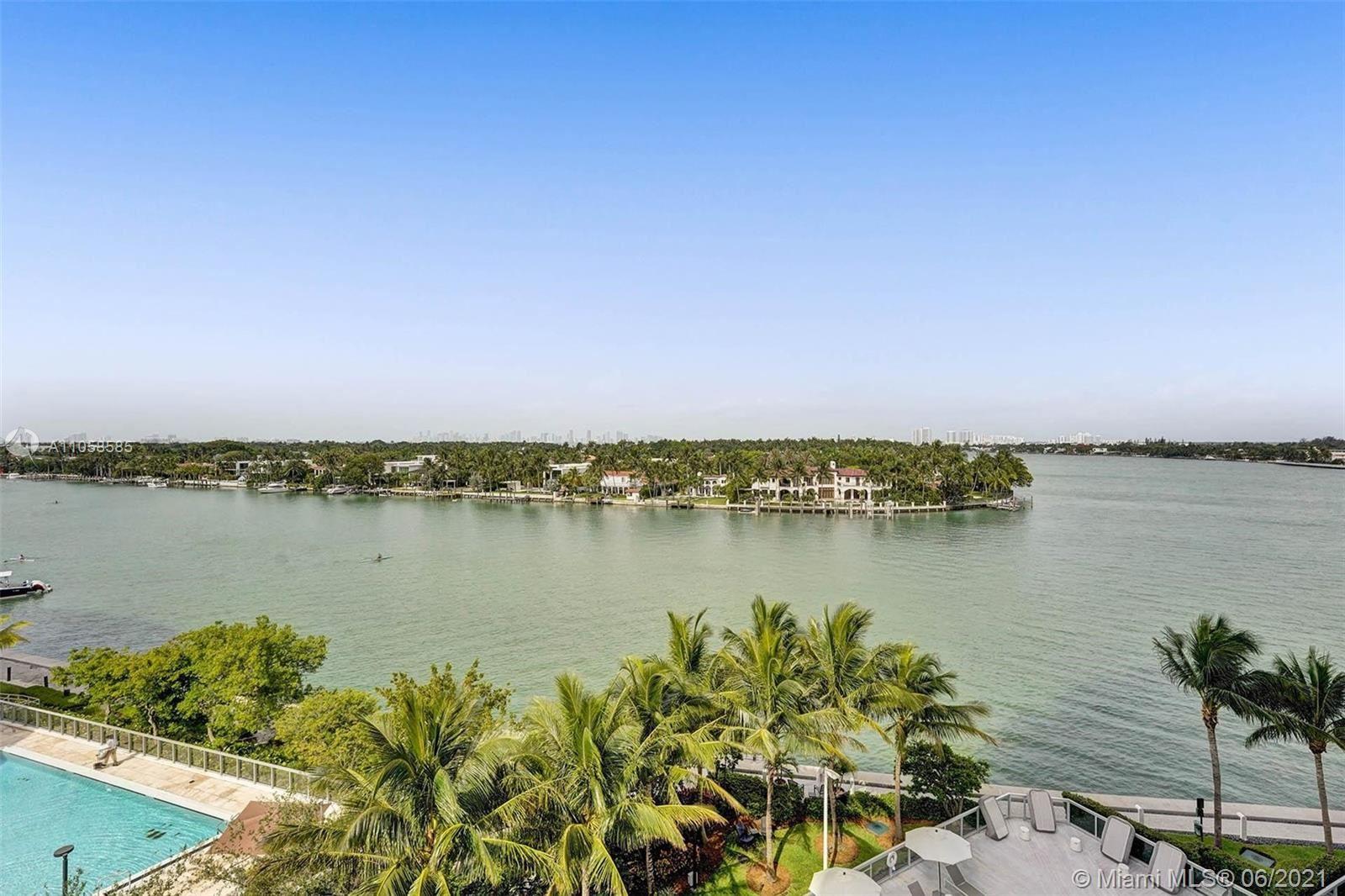 6700 Indian Creek Dr #704, Miami Beach, FL 33141 - #: A11058585