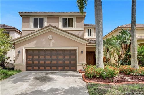Photo of 451 Conservation Dr, Weston, FL 33327 (MLS # A11077586)