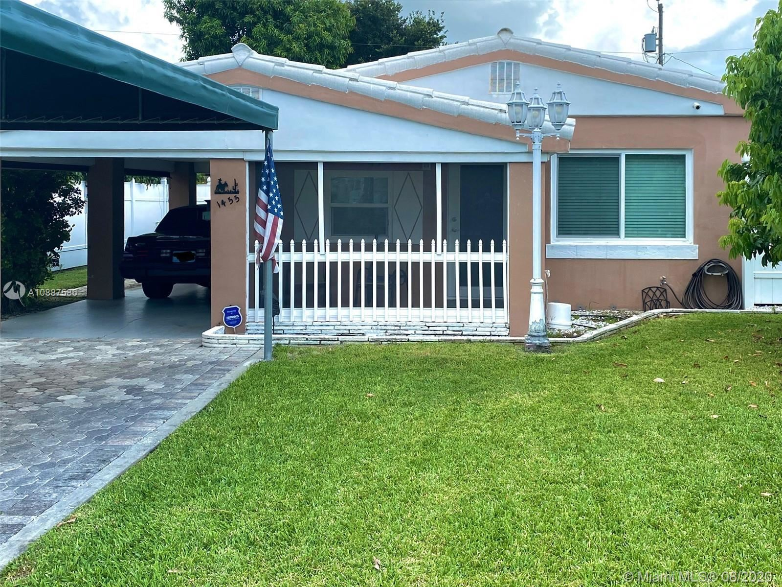 1455 NE 180th St, North Miami Beach, FL 33162 - #: A10887586