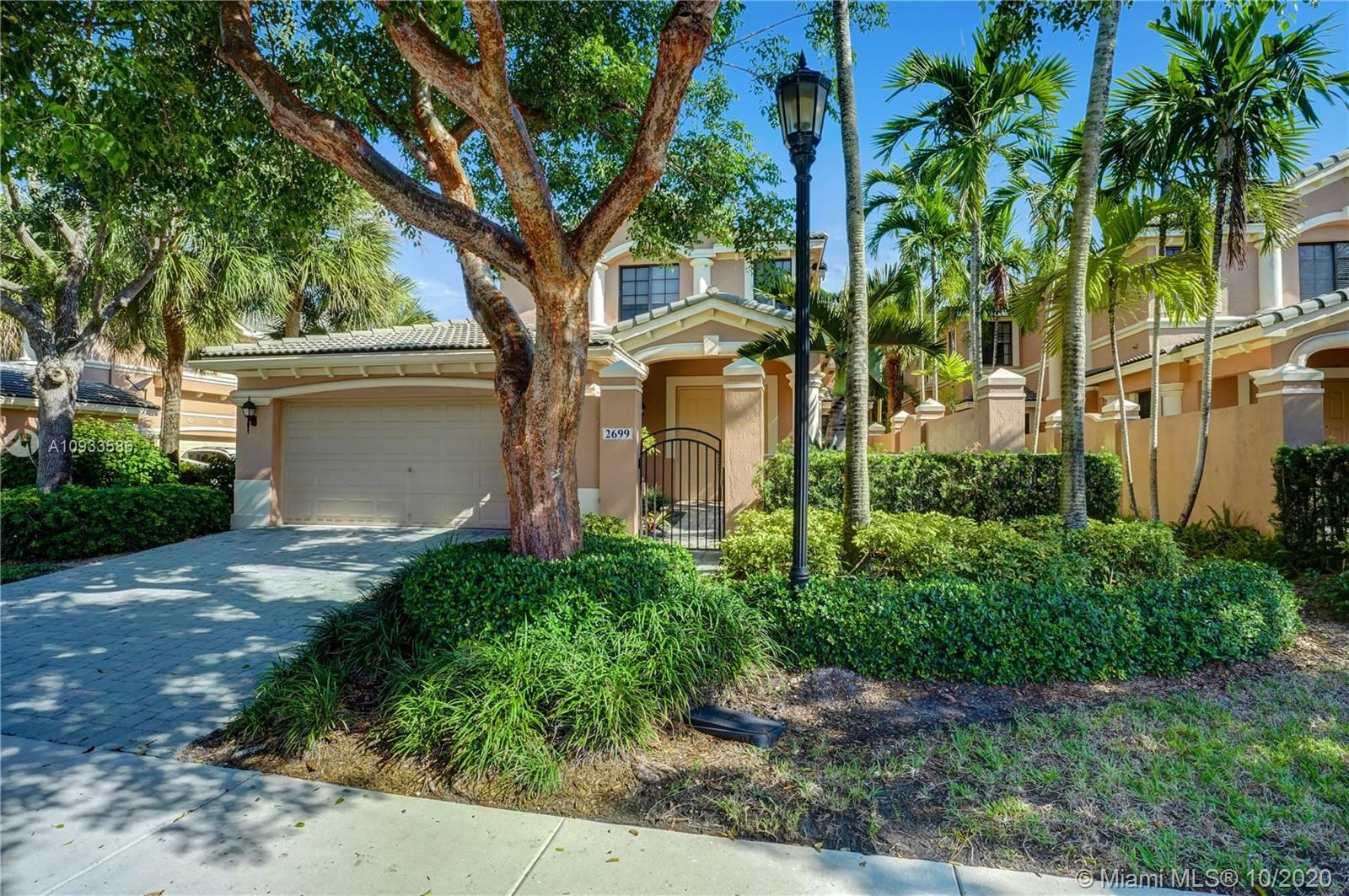 2699 Center Court Drive #2-13, Weston, FL 33332 - #: A10933586
