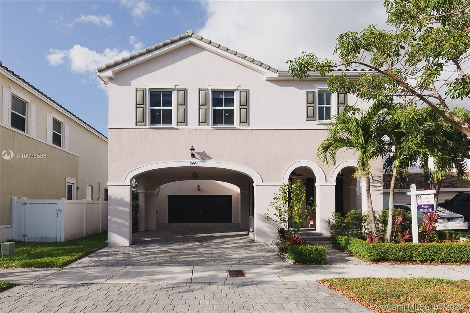 9443 SW 170th Path, Miami, FL 33196 - #: A10998586