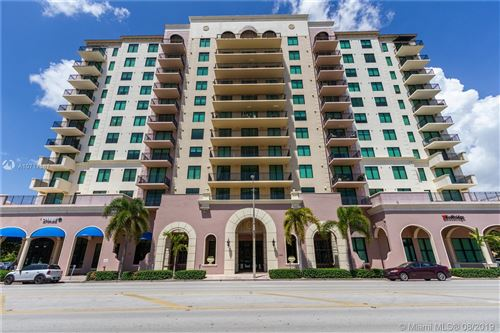 Photo of Listing MLS a10717587 in 1300 Ponce De Leon Blvd #501 Coral Gables FL 33134