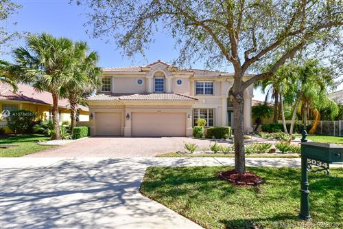 Photo of 5034 Countrybrook Dr, Cooper City, FL 33330 (MLS # A10784587)
