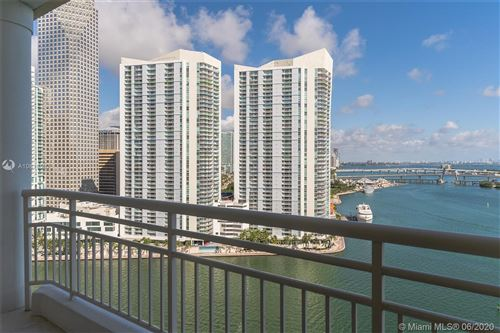 Photo of 888 Brickell Key Dr #2204, Miami, FL 33131 (MLS # A10818587)