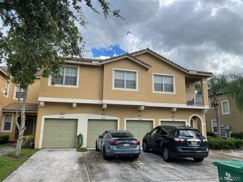 Photo of 13128 SW 42nd St #14204, Miramar, FL 33027 (MLS # A11092587)