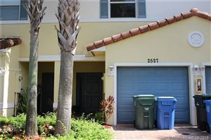 Photo of 2527 NW 31st Ct #2527, Oakland Park, FL 33309 (MLS # A10710588)