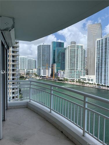 Photo of 848 Brickell Key Dr #1704, Miami, FL 33131 (MLS # A10742588)