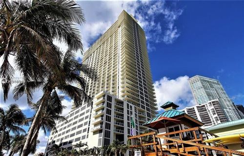 Photo of 16699 Collins Ave #1705, Sunny Isles Beach, FL 33160 (MLS # A10797588)
