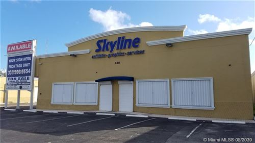 Photo of 430 Ansin Blvd #430A, Hallandale Beach, FL 33009 (MLS # A10862588)
