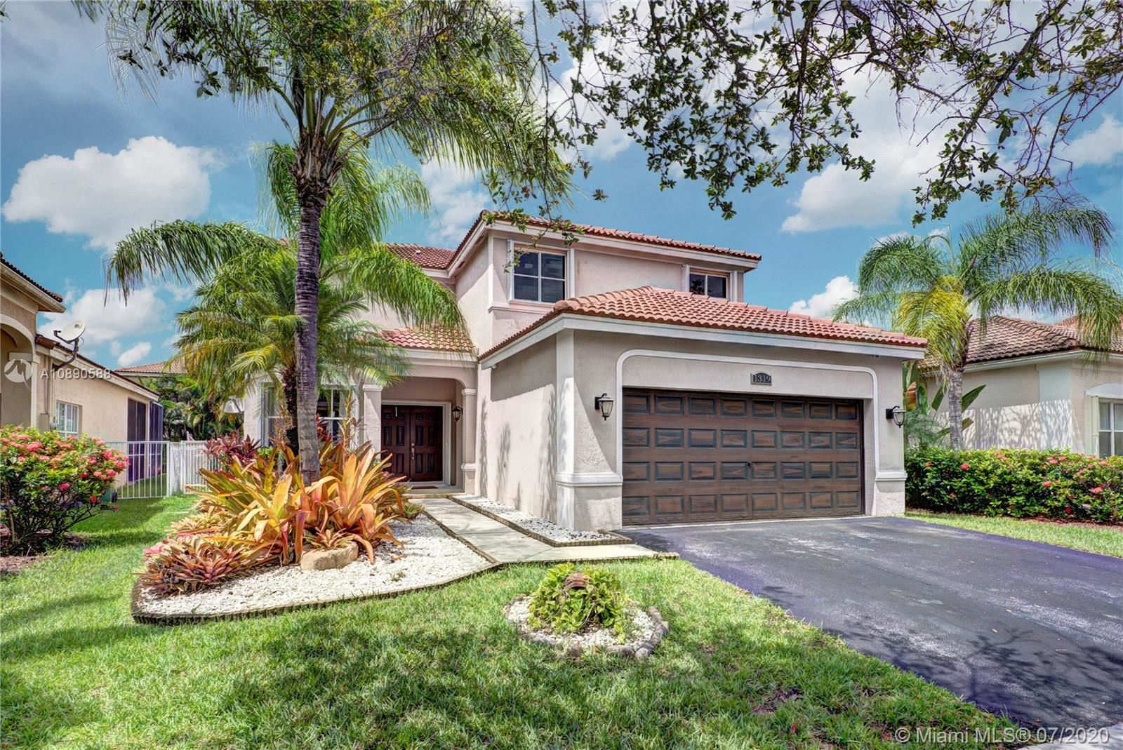 1319 Banyan Way, Weston, FL 33327 - #: A10890588