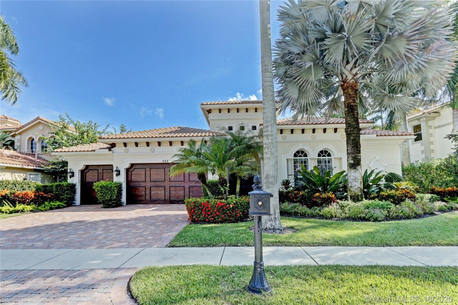 622 Hermitage Cir, Palm Beach Gardens, FL 33410 - #: A10947588