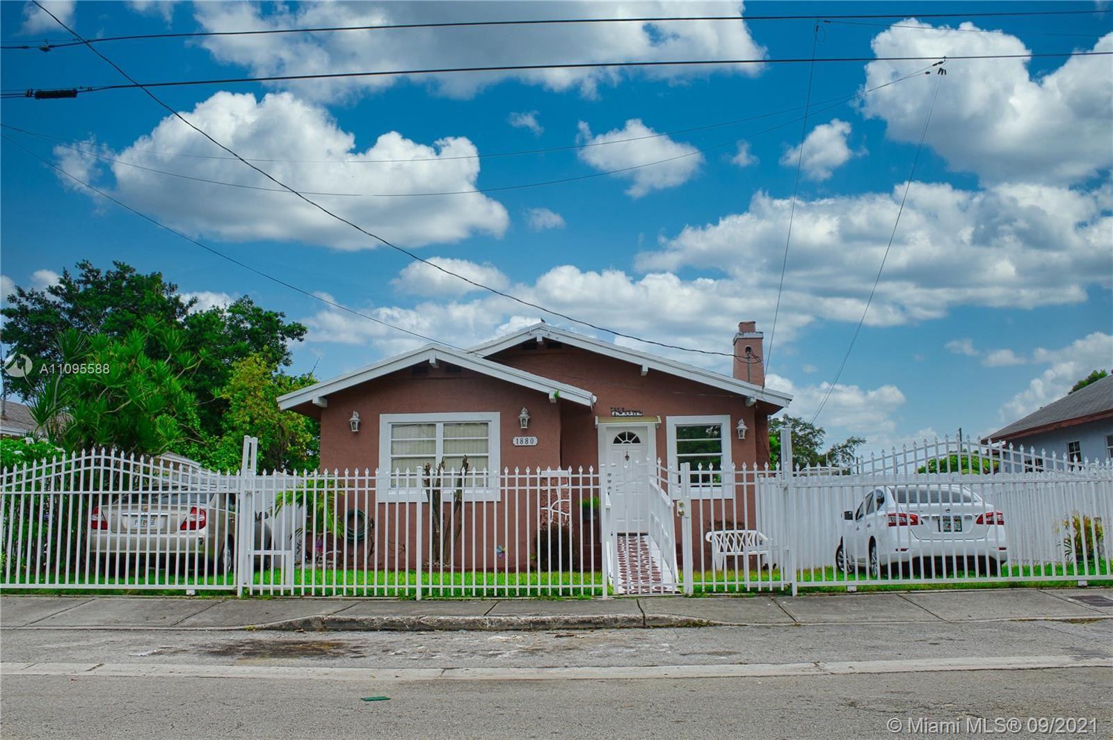 1880 NW 27th St, Miami, FL 33142 - #: A11095588
