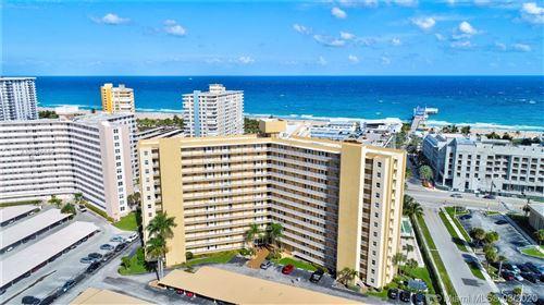 Foto de inmueble con direccion 201 N Ocean Blvd #1101 Pompano Beach FL 33062 con MLS A10826589