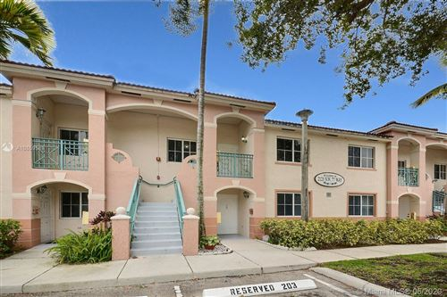 Photo of Listing MLS a10859589 in 2125 NW 77th Way #203 Pembroke Pines FL 33024