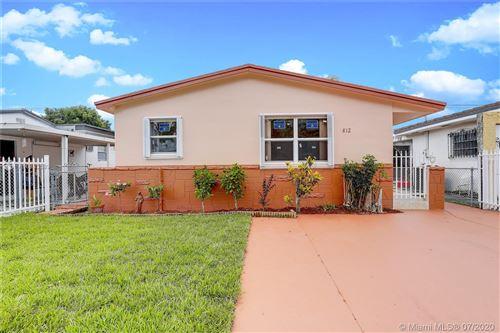 Photo of 812 E 29th St, Hialeah, FL 33013 (MLS # A10893589)