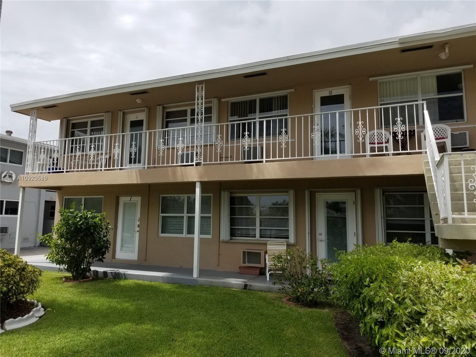 Photo of 500 Layne Blvd #4, Hallandale Beach, FL 33009 (MLS # A10923589)
