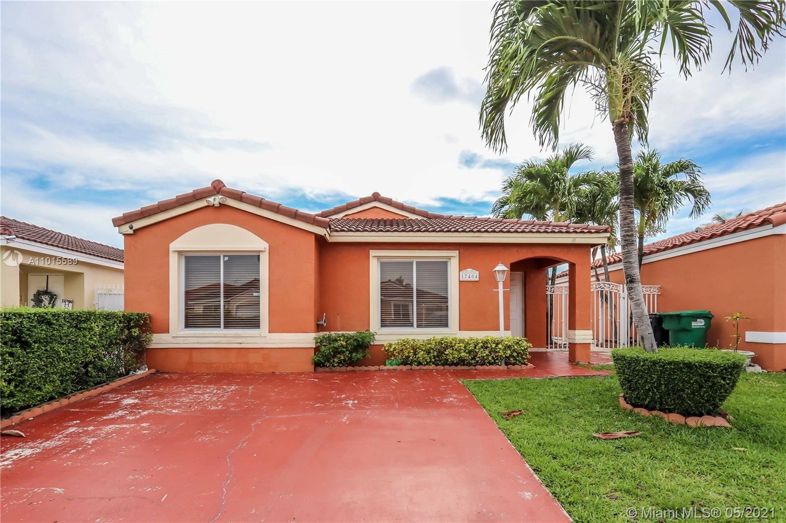 17404 SW 142nd Pl, Miami, FL 33177 - #: A11015589