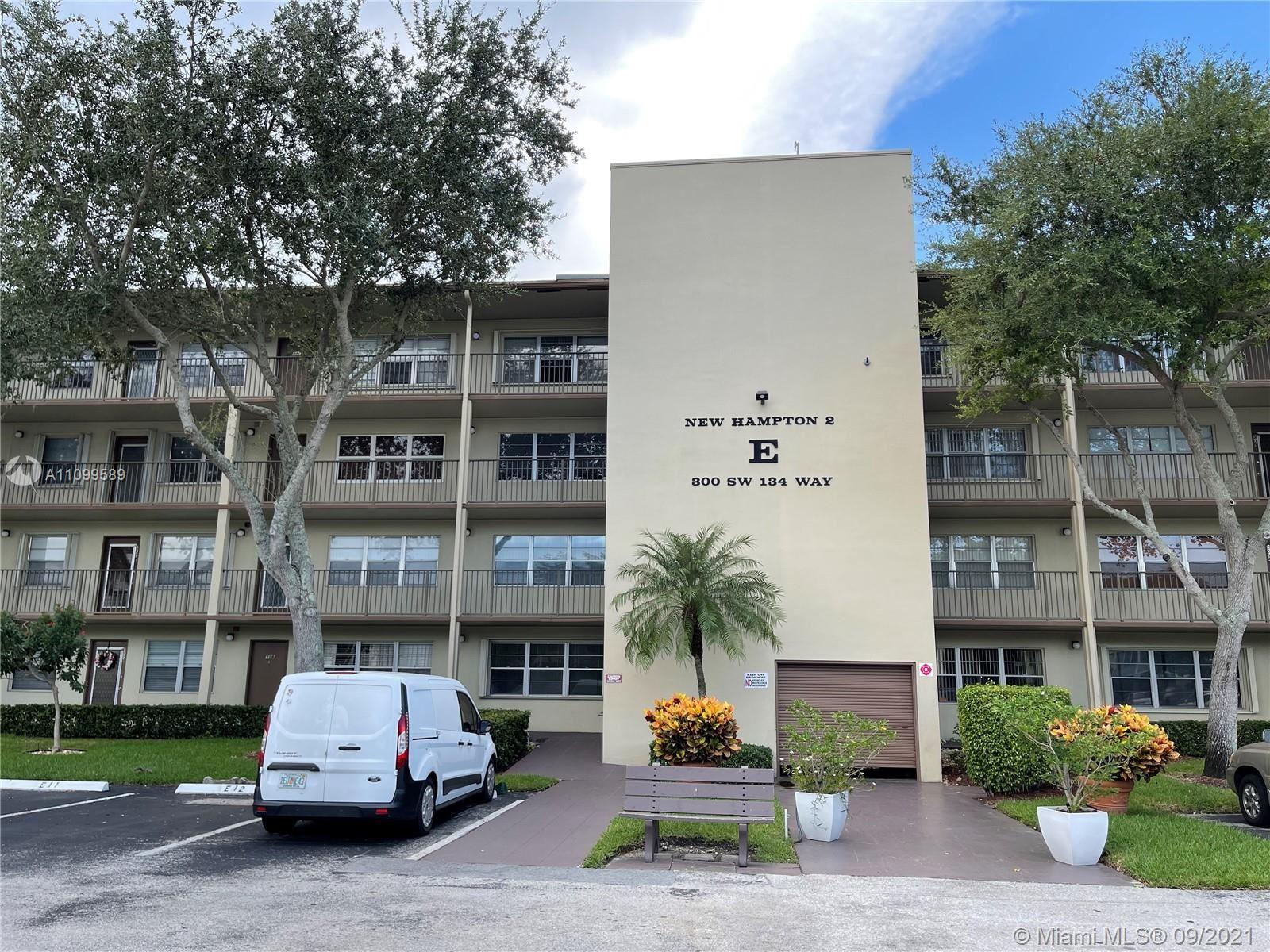 300 SW 134th Way #307E, Pembroke Pines, FL 33027 - #: A11099589