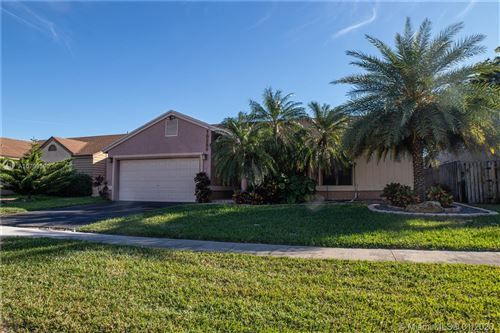 Photo of Listing MLS a10799590 in 10280 NW 31st Ct Sunrise FL 33351