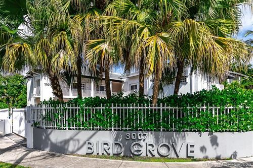 Photo of 3007 Bird Avenue #5, Coconut Grove, FL 33133 (MLS # A10874590)