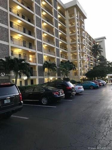 Photo of 3200 N Palm Aire Dr #109, Pompano Beach, FL 33069 (MLS # A11007590)