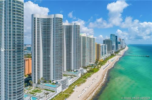 Photo of 15811 Collins Ave #4105, Sunny Isles Beach, FL 33160 (MLS # A11100590)