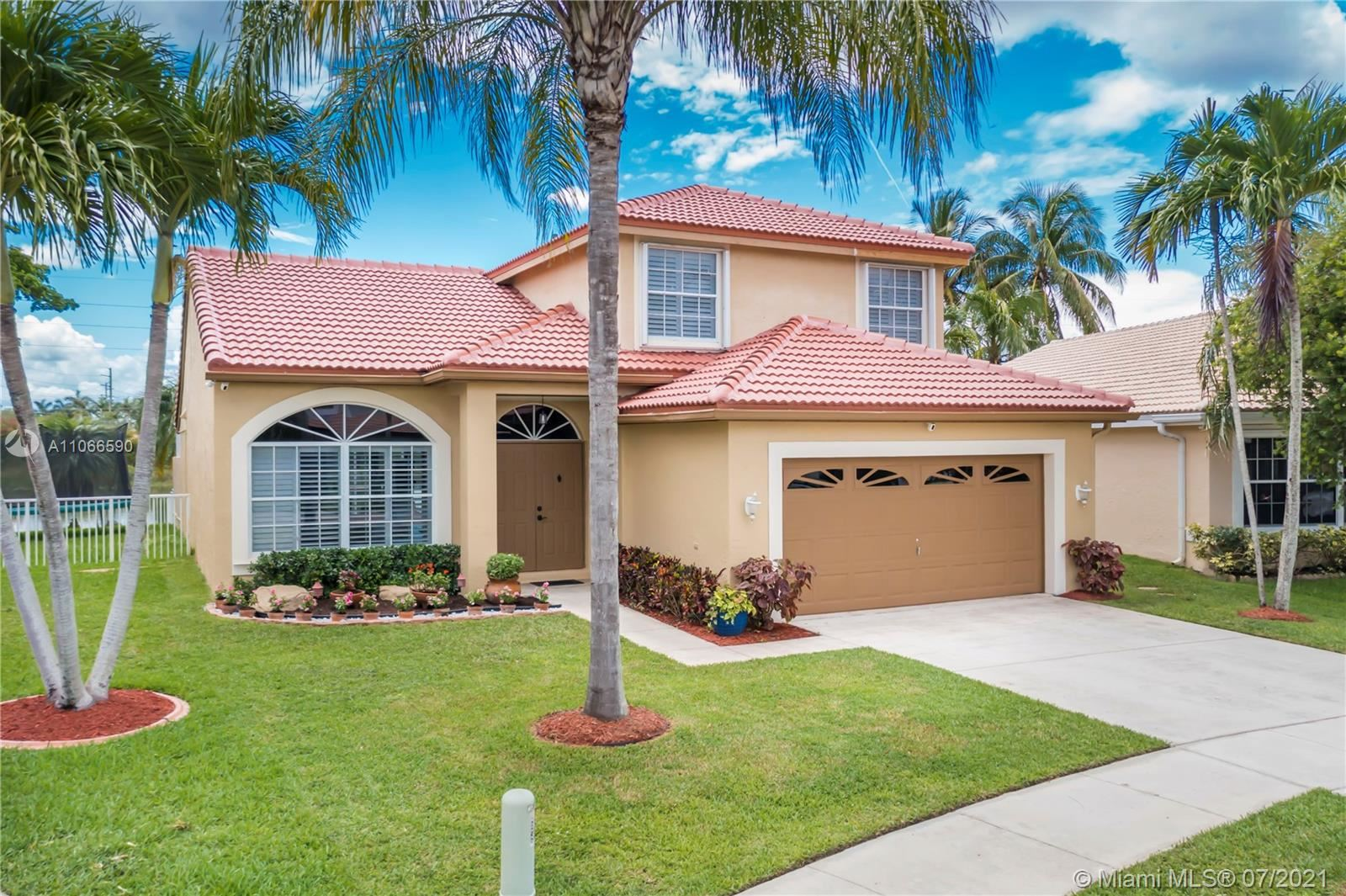 1398 SW 181st Ave, Pembroke Pines, FL 33029 - #: A11066590