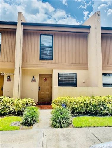 Photo of Listing MLS a10885591 in 9880 NW 15th St #183 Pembroke Pines FL 33024