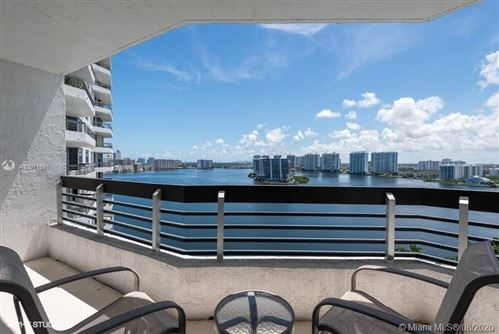 Photo of 19101 Mystic Pointe Dr #2004, Aventura, FL 33180 (MLS # A10911591)