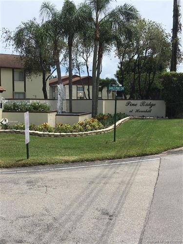 Photo of 4987 Sable Pine Cir #A2, West Palm Beach, FL 33417 (MLS # A10964591)