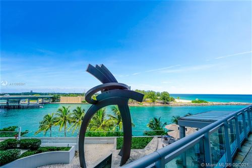 Photo of 10295 Collins Ave #206, Bal Harbour, FL 33154 (MLS # A11095591)