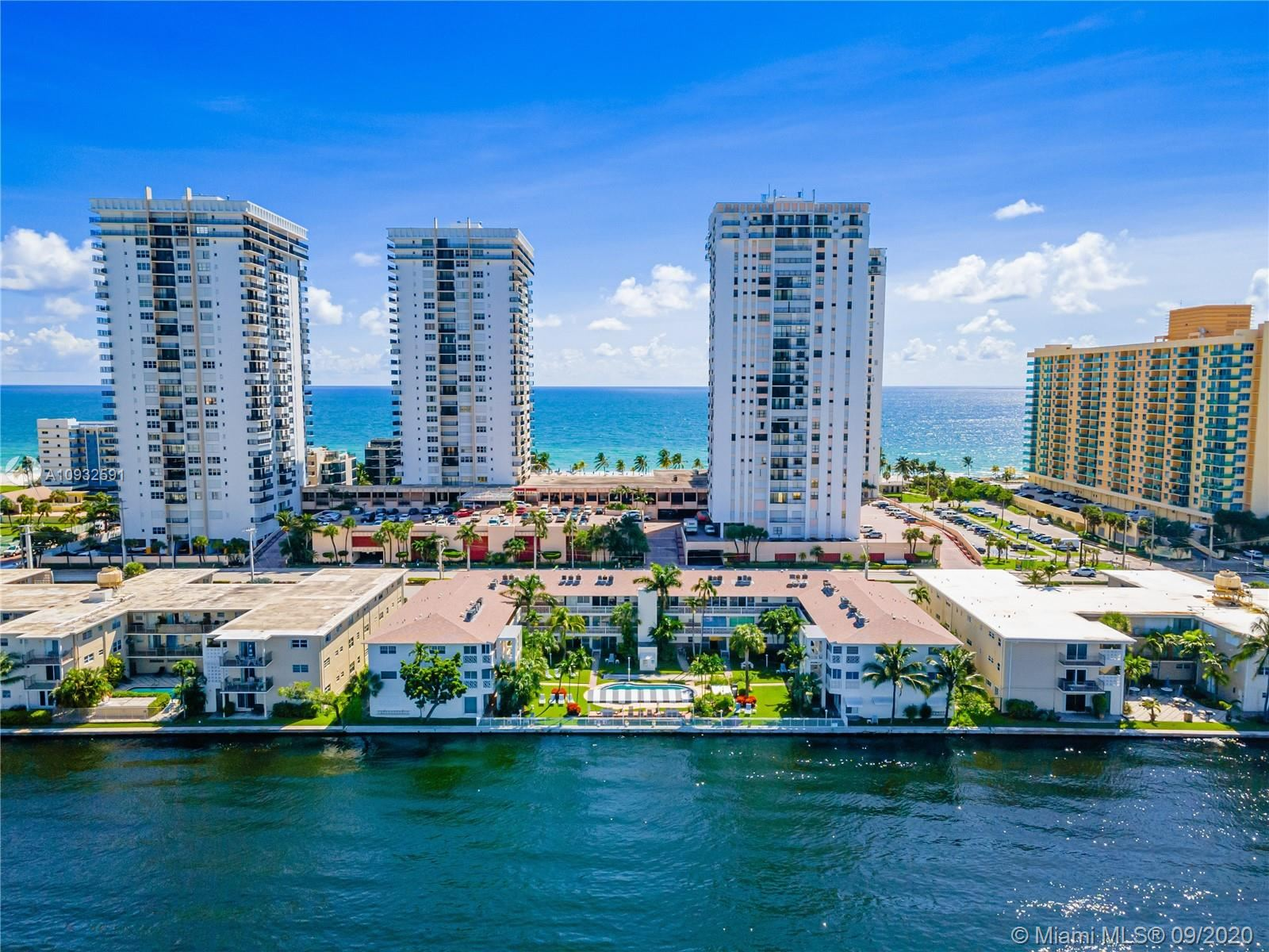 Photo of 2400 S Ocean Dr #112, Hollywood, FL 33019 (MLS # A10932591)