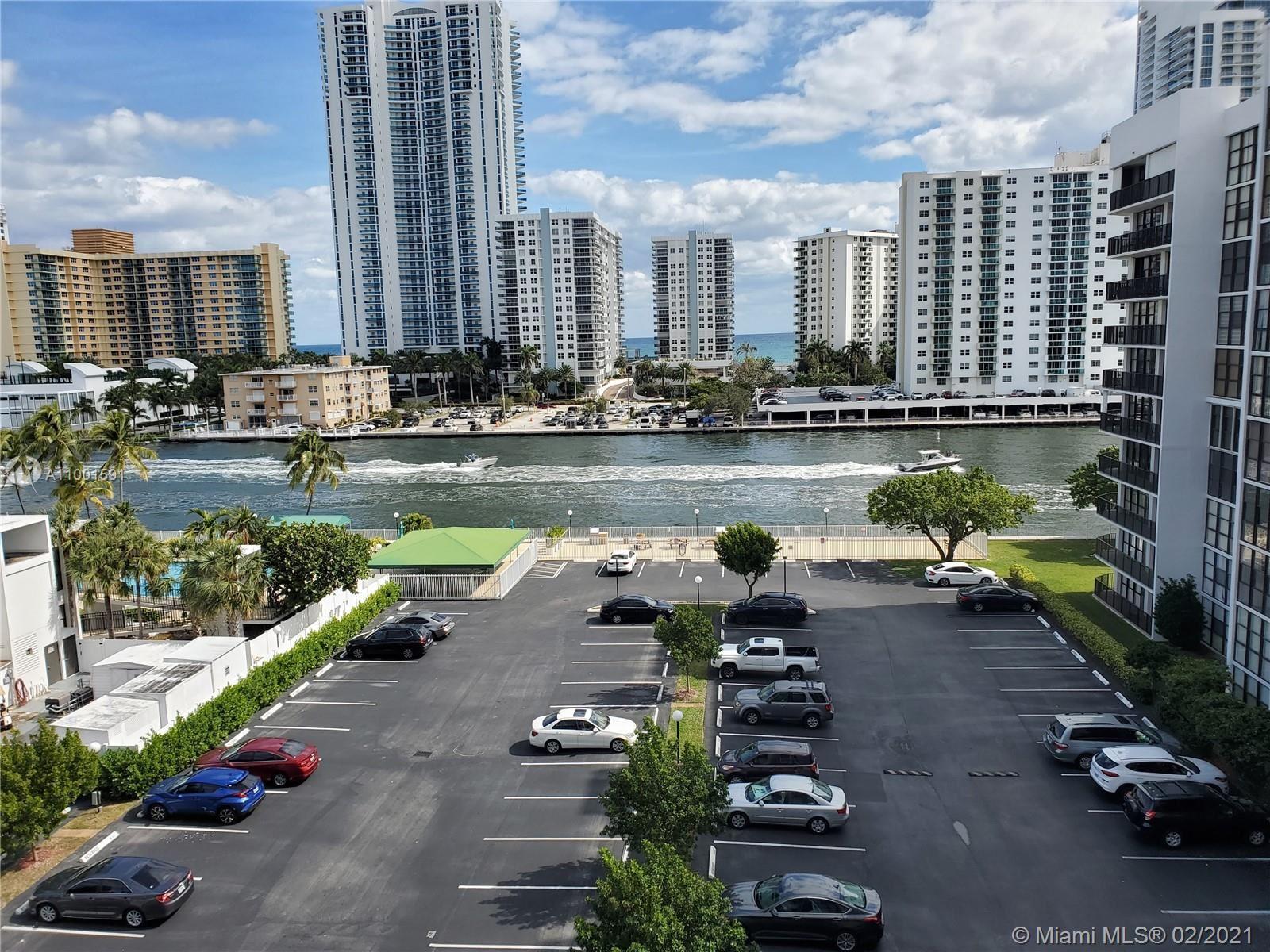 800 Parkview Dr #706, Hallandale Beach, FL 33009 - #: A11001591