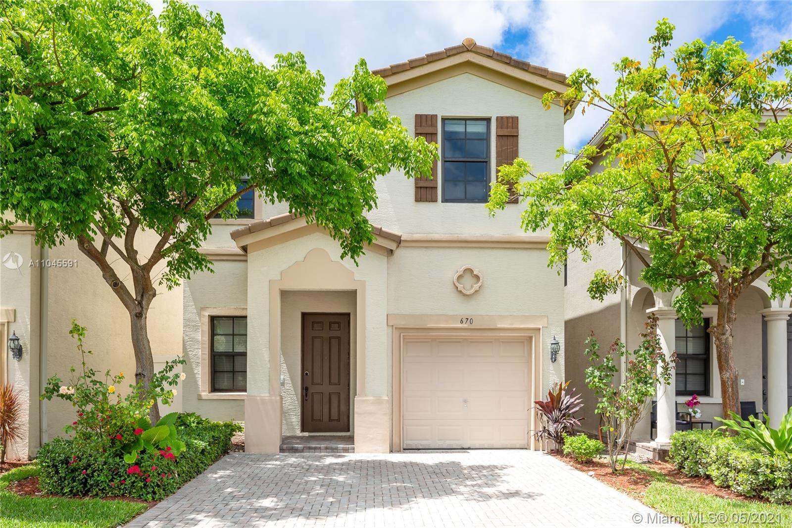 670 NE 193rd Ter, Miami, FL 33179 - #: A11045591