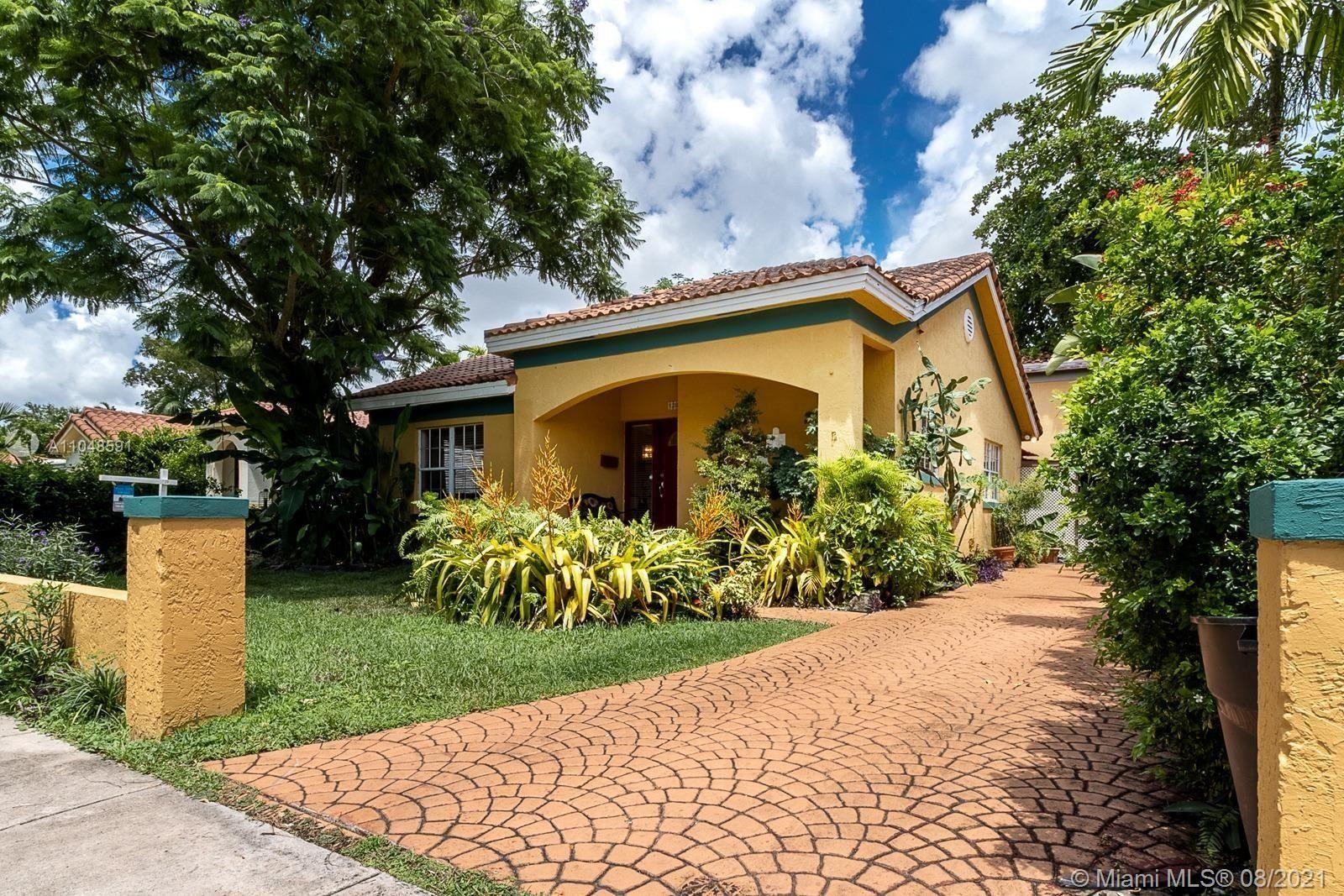 1205 Wallace St, Coral Gables, FL 33134 - #: A11048591