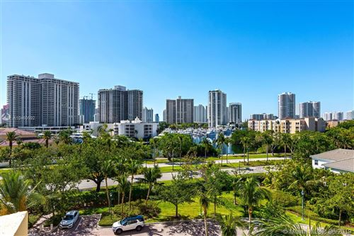 Photo of 19900 E Country Club Dr #503, Aventura, FL 33180 (MLS # A10460592)