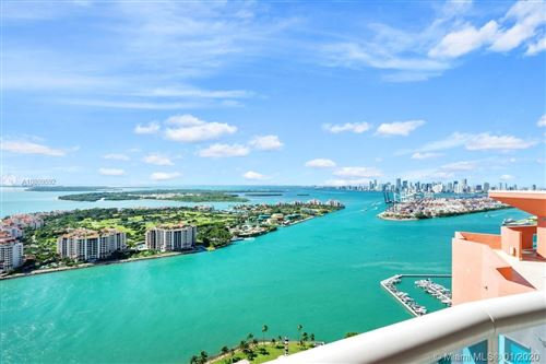 Photo of 300 S Pointe Dr #4304, Miami Beach, FL 33139 (MLS # A10809592)