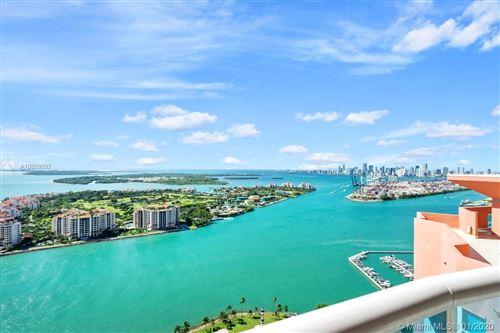 Photo of 300 S Pointe Dr #4304, Miami Beach, FL 33139 (MLS # A10809592)